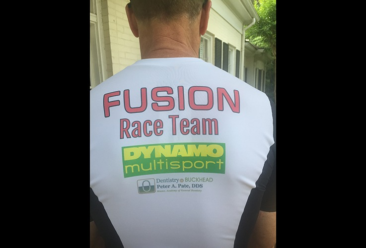 Fusion race team shirt